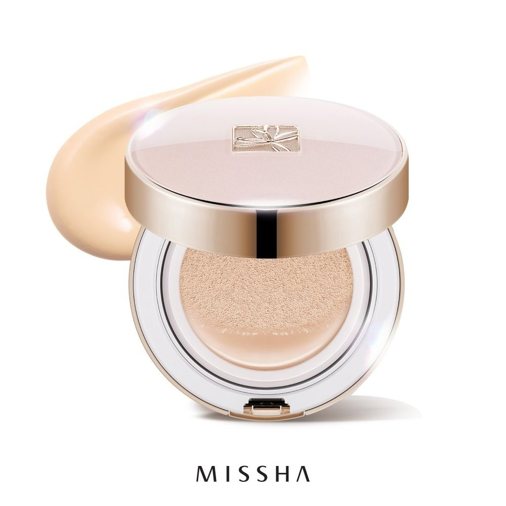 Missha Signature Essence Cushion Intense Cover SPF50+PA++