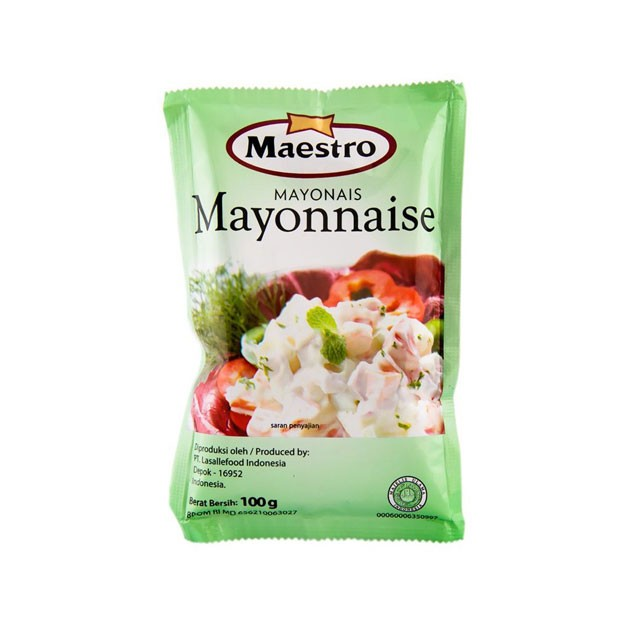 Lasallefood Maestro Mayonnaise