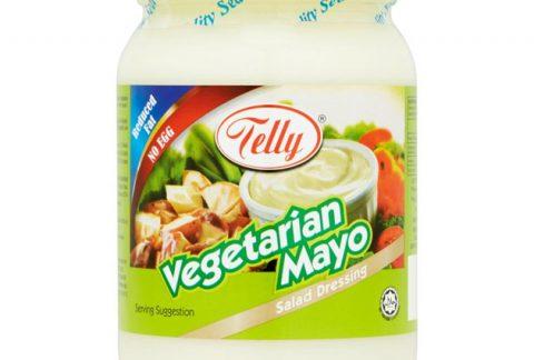 Mayonaise Untuk Salad Buah