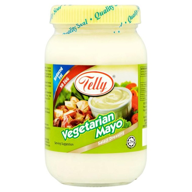 Telly Salad Dressing Vegetarian