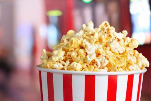 Harga Popcorn CGV